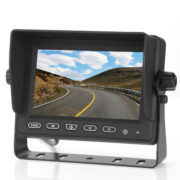 5 inch TFT LCD rear view monitor