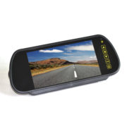 7 Inch Clip-on Rear View Mirror Monitor