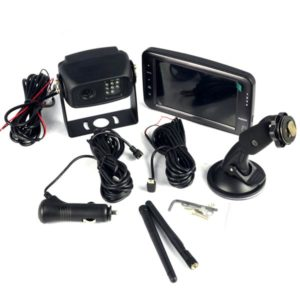 digital wireless backup camera system VS736
