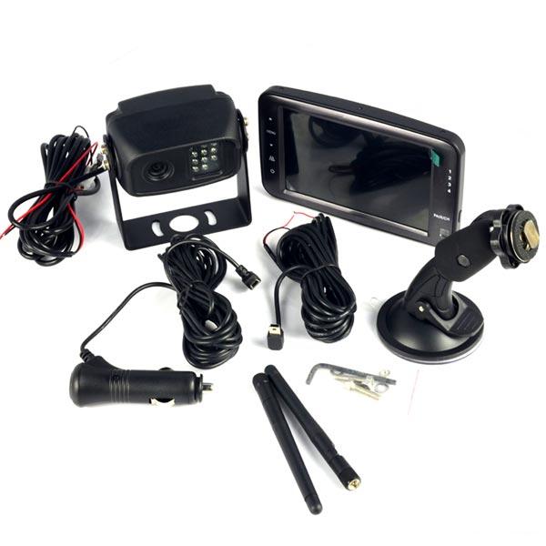 Wireless Backup Camera System Vs736 Vardsafe