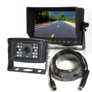 motorhome backup camera system