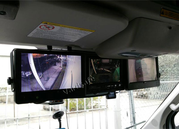 rear view monitor installation guide