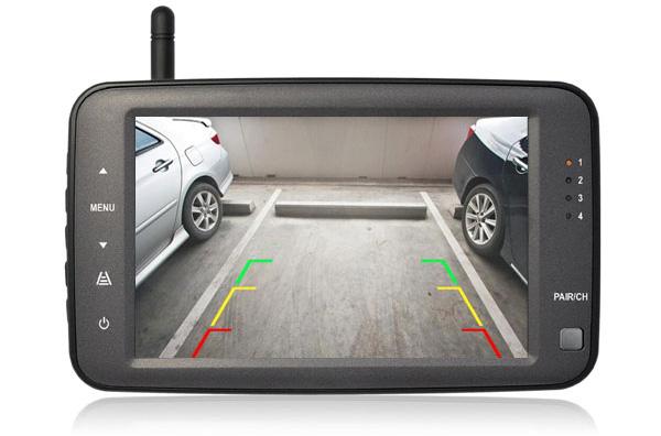 backup camera system image