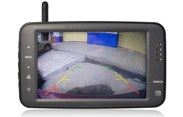 backup camera image