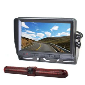 universal brake light backup camera